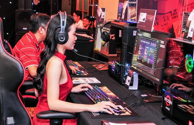 AMD chính thức giới thiệu bộ đôi Ryzen 3000 và RX 5700 chiến game cực mạnh giá lại hợp lý tại Việt Nam - Ảnh 4.