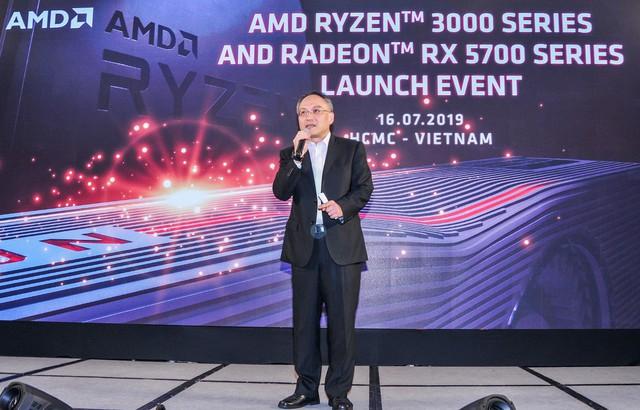 AMD chính thức giới thiệu bộ đôi Ryzen 3000 và RX 5700 chiến game cực mạnh giá lại hợp lý tại Việt Nam - Ảnh 1.