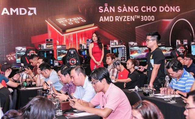 AMD chính thức giới thiệu bộ đôi Ryzen 3000 và RX 5700 chiến game cực mạnh giá lại hợp lý tại Việt Nam - Ảnh 6.