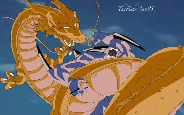 Dragon Ball: Hóa ra Goku cũng có thể sử dụng kỹ thuật đấm phát chết luôn giống Saitama trong One-Punch Man - Ảnh 3.