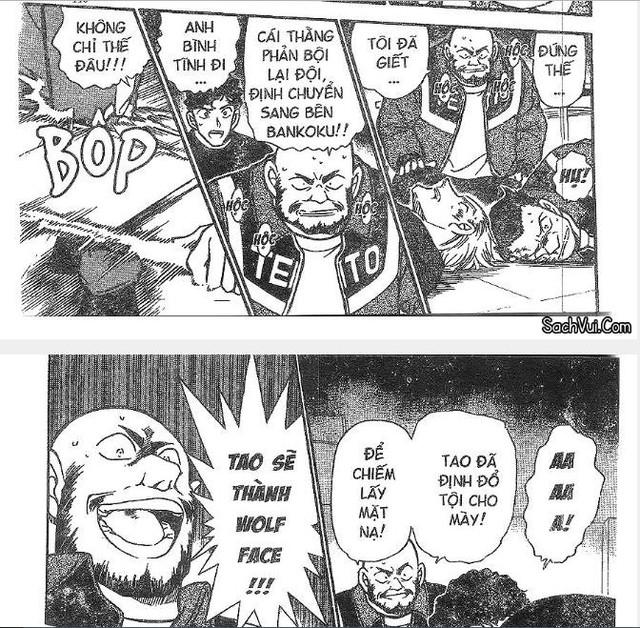 Những vụ án có động cơ nhảm nhí nhất trong Thám tử lừng danh Conan (P2) - Ảnh 3.