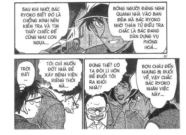 Những vụ án có động cơ nhảm nhí nhất trong Thám tử lừng danh Conan (P2) - Ảnh 4.