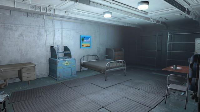 Những căn hầm thí nghiệm kinh dị nhất xuất hiện trong game huyền thoại Fallout - Ảnh 4.