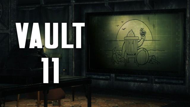 Những căn hầm thí nghiệm kinh dị nhất xuất hiện trong game huyền thoại Fallout - Ảnh 1.