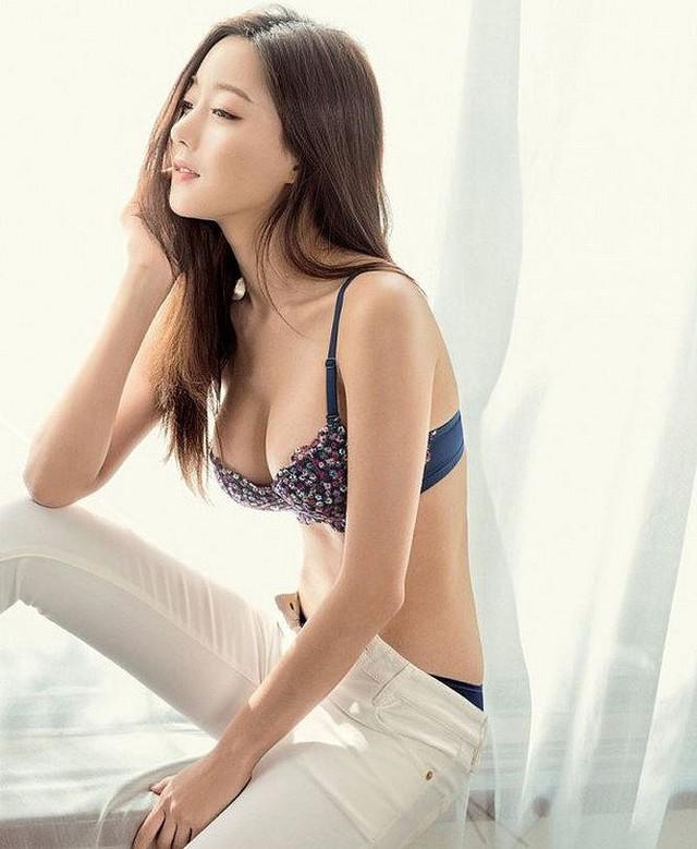 Vẻ quyến rũ của bom sex xứ Hàn, gái xinh gợi cảm tới mức bị ông chủ quấy rối gạ gẫm - Ảnh 6.