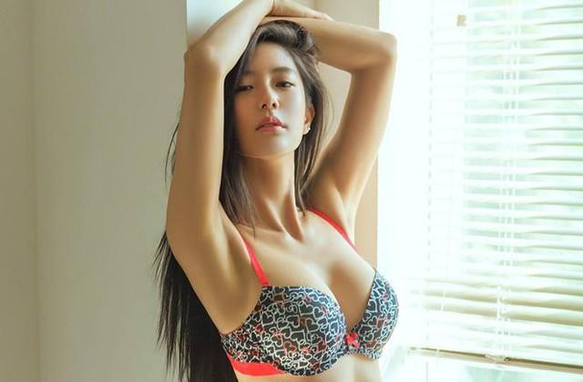 Vẻ quyến rũ của bom sex xứ Hàn, gái xinh gợi cảm tới mức bị ông chủ quấy rối gạ gẫm - Ảnh 7.