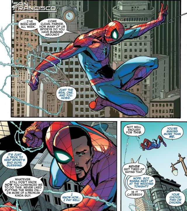 9 siêu anh hùng từng trở thành Người Nhện trong thế giới Marvel - Ảnh 7.