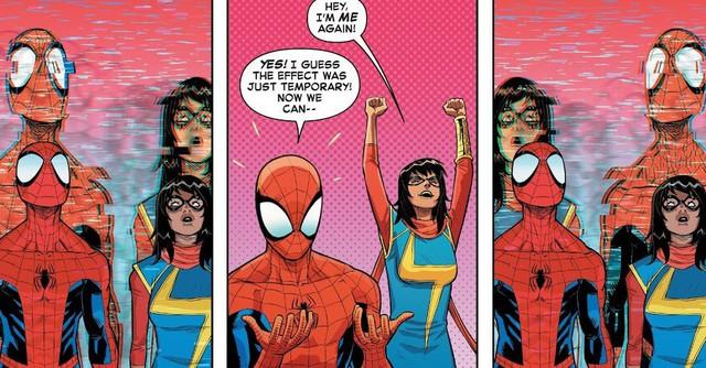 9 siêu anh hùng từng trở thành Người Nhện trong thế giới Marvel - Ảnh 3.