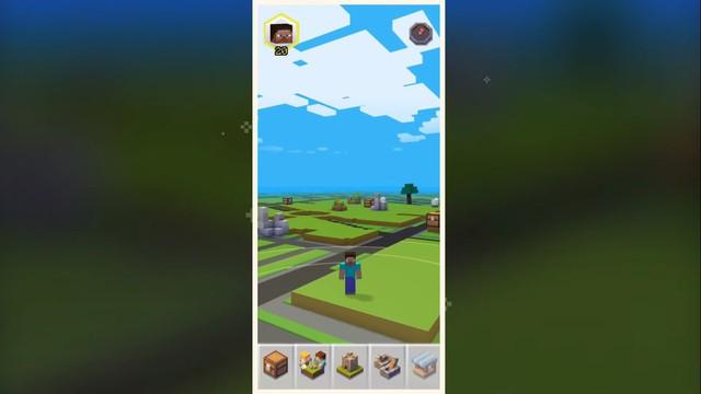 Siêu phẩm Minecraft Earth chuẩn bị ra mắt chính thức, quá là tuyệt vời - Ảnh 1.