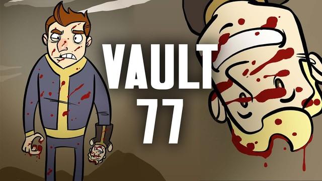 Những căn hầm thí nghiệm kinh dị nhất xuất hiện trong game huyền thoại Fallout (P.2) - Ảnh 1.