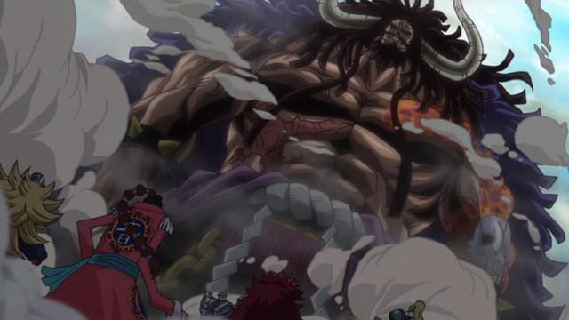 One Piece: Oars có thể chính là người khổng lồ đã tạo ra vương quốc Wano từ 500 năm trước? - Ảnh 3.
