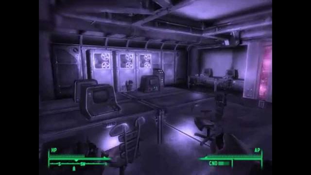 Những căn hầm thí nghiệm kinh dị nhất xuất hiện trong game huyền thoại Fallout (P.3) - Ảnh 3.