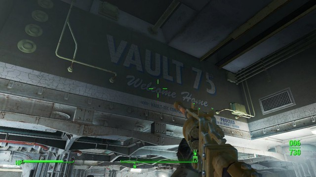 Những căn hầm thí nghiệm kinh dị nhất xuất hiện trong game huyền thoại Fallout (P.2) - Ảnh 4.