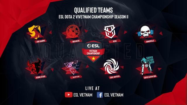 Giải đấu DOTA 2 hàng hot ESL Vietnam Championship Season 2 trở lại Việt Nam, quá tuyệt vời cho game thủ giải trí cuối tuần - Ảnh 3.