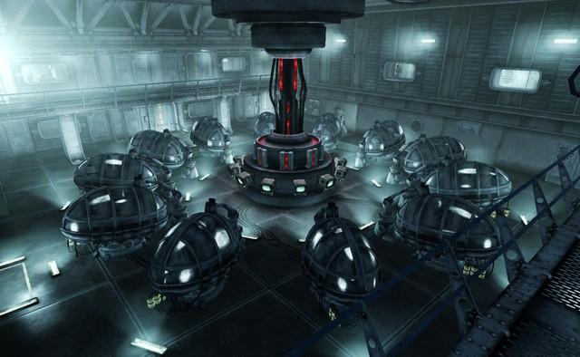 Những căn hầm thí nghiệm kinh dị nhất xuất hiện trong game huyền thoại Fallout (P.2) - Ảnh 5.