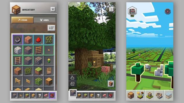 Siêu phẩm Minecraft Earth chuẩn bị ra mắt chính thức, quá là tuyệt vời - Ảnh 4.