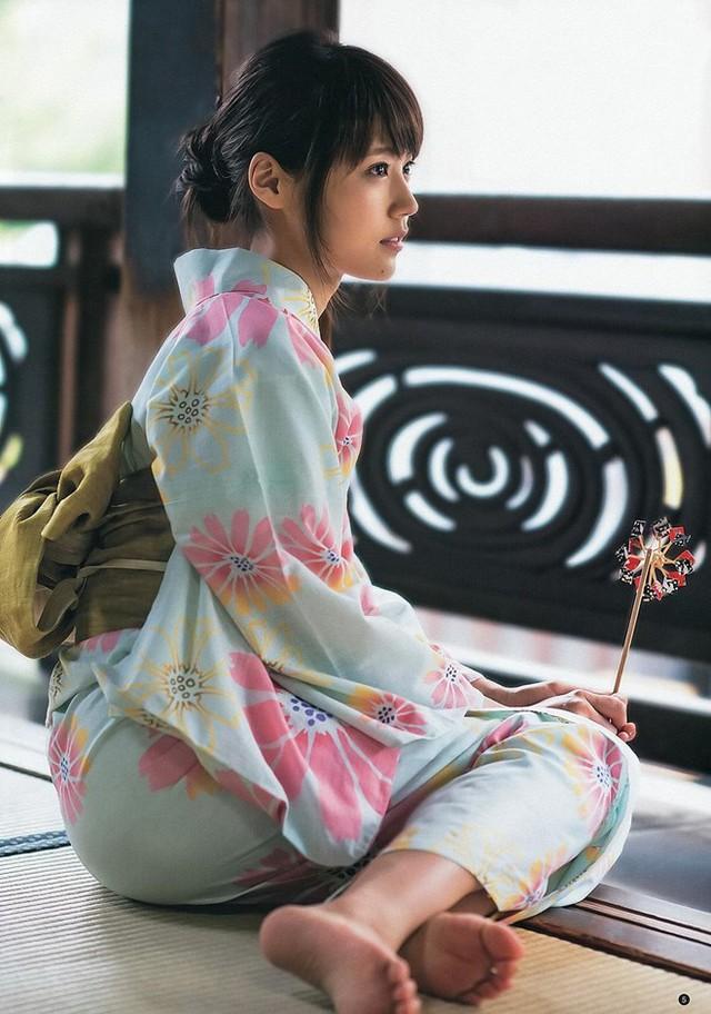 Nhan sắc trong trẻo của sao nữ ngôn tình Nhật Bản - Ảnh 10.