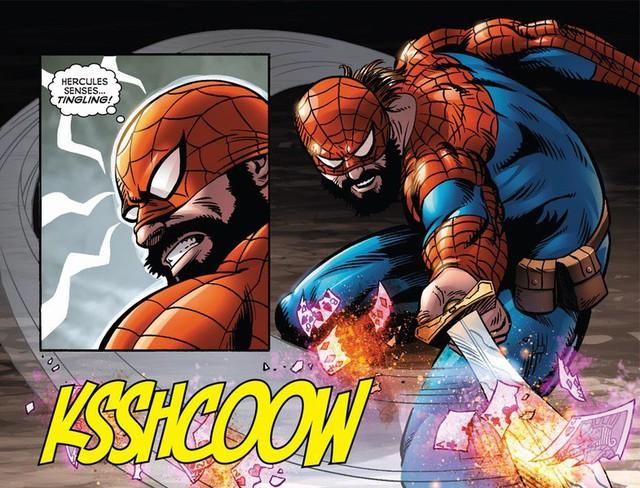 9 siêu anh hùng từng trở thành Người Nhện trong thế giới Marvel - Ảnh 8.