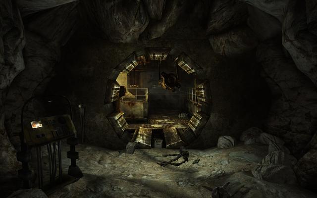 Những căn hầm thí nghiệm kinh dị nhất xuất hiện trong game huyền thoại Fallout (P.2) - Ảnh 3.