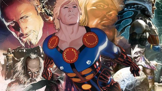 Vũ trụ Marvel sẽ xuất hiện viên đá vô cực thứ 7 thông qua The Eternals? - Ảnh 2.