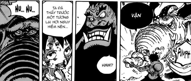 One Piece: Luffy chắc chắn thấy trước được tương lai... và dùng sức mạnh này để thu phục nhân tâm - Ảnh 5.