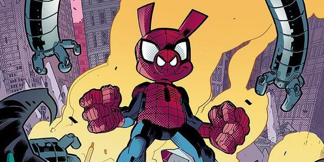 Spider-Man và chú Nhện Lợn Spider-Ham sẽ trở thành... đặc vụ của S.H.I.E.L.D. trong series truyện mới - Ảnh 2.