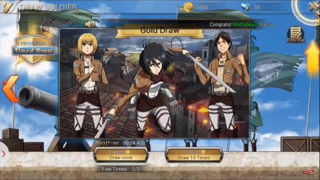 Đánh giá Attack On Titans: Assault - Game chuyển thể từ siêu phẩm manga liệu có ra gì? - Ảnh 5.
