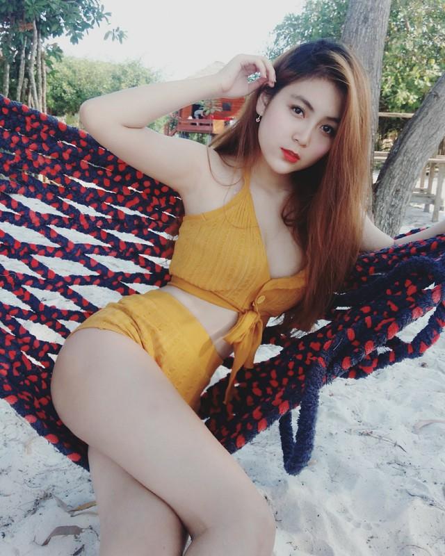 Cận cảnh nhan sắc gái xinh Việt bỏ nghề mẫu nội y làm cô giáo vì đam mê - Ảnh 7.