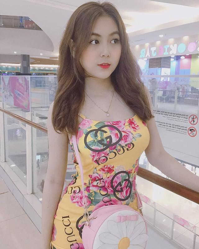 Cận cảnh nhan sắc gái xinh Việt bỏ nghề mẫu nội y làm cô giáo vì đam mê - Ảnh 13.