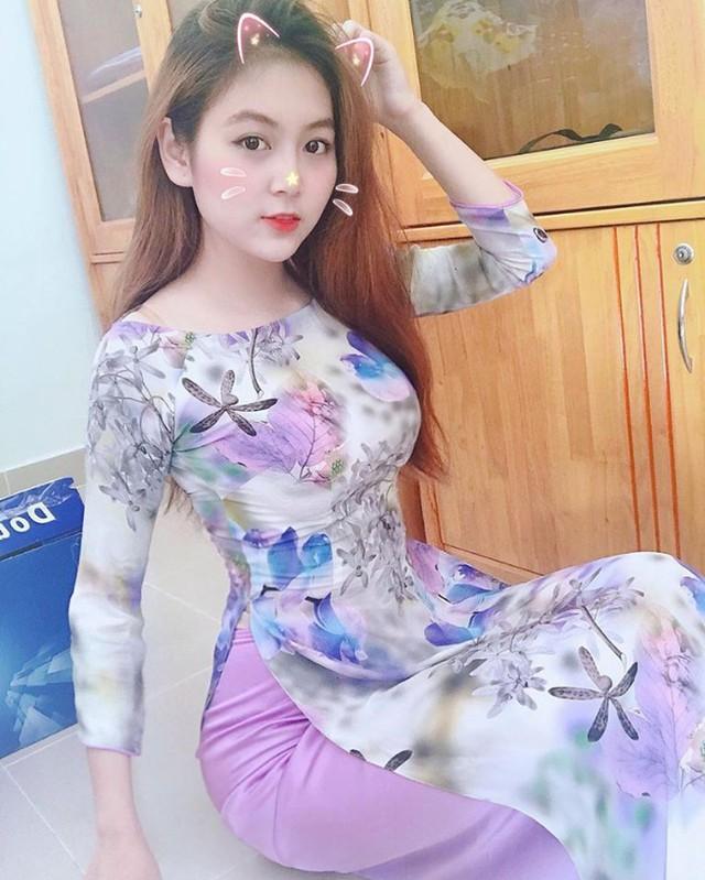 Cận cảnh nhan sắc gái xinh Việt bỏ nghề mẫu nội y làm cô giáo vì đam mê - Ảnh 2.