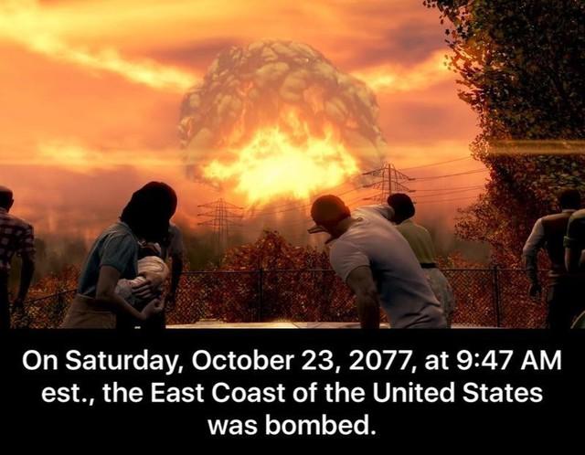 Fallout: Lý do dẫn đến trận chiến khốc liệt The Great War - Ảnh 4.