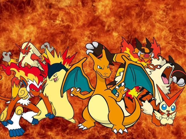 """5 Pokemon hệ lửa mạnh nhất trừ trước đến nay, """"top 1"""" không phải ai khác mà chính là... - Ảnh 1."""