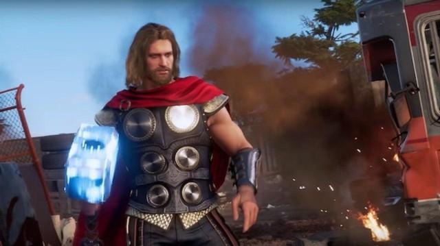 Hé lộ đầu tiên về gameplay của Marvel's Avengers, bom tấn siêu anh hùng hot nhất làng game - Ảnh 3.