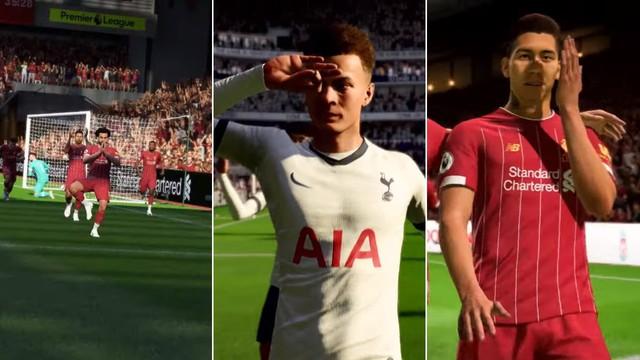 Đáp trả PES, FIFA 20 tung trailer mới hé lộ gameplay tuyệt đỉnh - Ảnh 1.