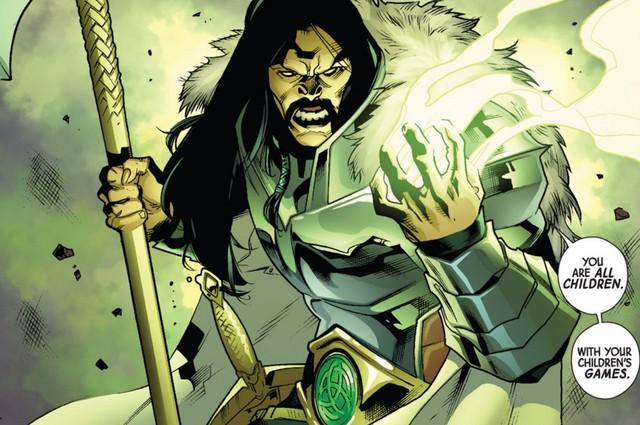Có thể bạn chưa biết - Marvel suýt nữa đã giới thiệu một phản diện khác của Thor trong Avengers: Infinity War - Ảnh 4.
