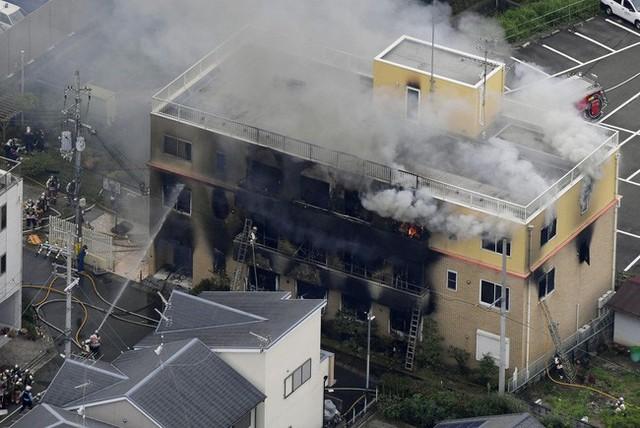 Studio 1 của xưởng phim Nhật vừa bị cháy sẽ chuyển thành công viên công cộng để tưởng nhớ những người đã mất - Ảnh 2.