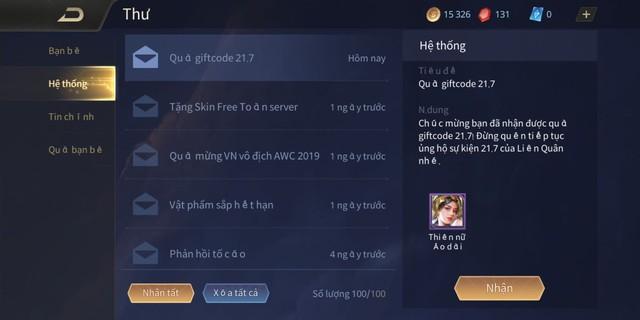 Liên Quân Mobile: Nghi vấn Garena tặng skin Ilumia Áo Dài để câu game thủ chơi SSM mùa 8 - Ảnh 1.