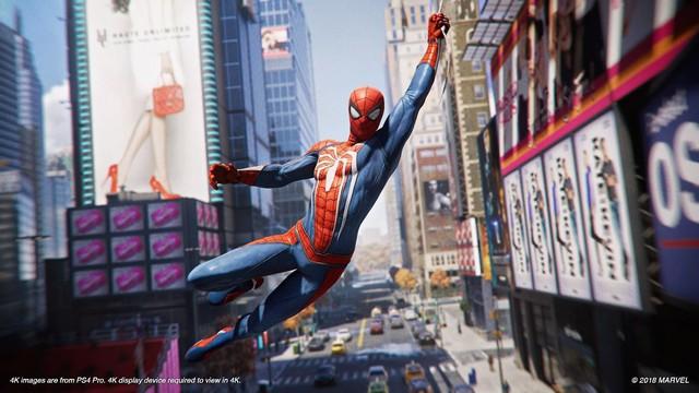 Game siêu anh hùng Marvel's Spider-Man lập kỳ tích có một không hai - Ảnh 2.