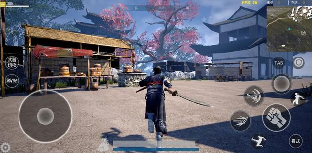 The Swordsmen X Mobile - PUBG kiếm hiệp rục rịch thử nghiệm rộng rãi vào đầu tháng 8 tới - Ảnh 2.