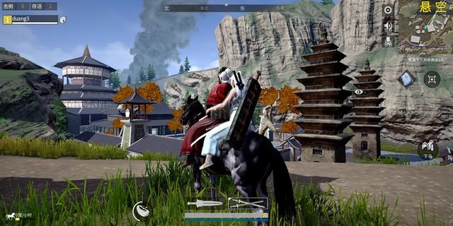 The Swordsmen X Mobile - PUBG kiếm hiệp rục rịch thử nghiệm rộng rãi vào đầu tháng 8 tới - Ảnh 4.
