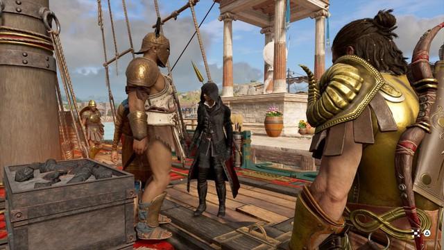 Assassin's Creed Odyssey tung DLC cuối cùng, khép lại cốt truyện của hội sát thủ thời Hy Lạp cổ đại - Ảnh 4.