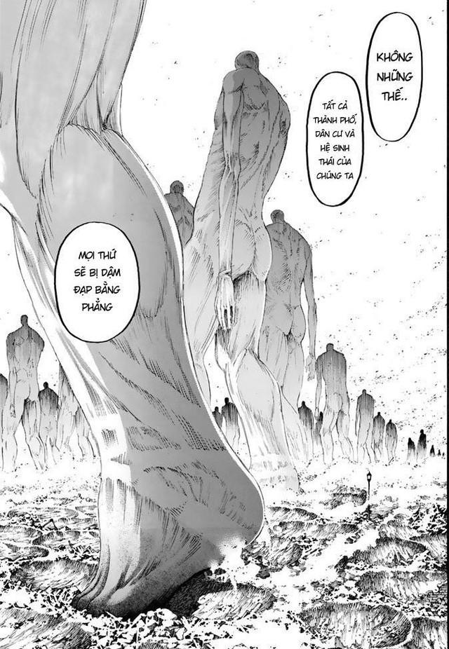 Manga Attack on Titan: Tương Lai Nào Cho Dân Tộc Eldia? - Ảnh 4.