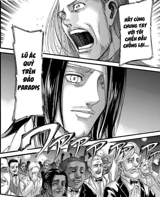 Manga Attack on Titan: Tương Lai Nào Cho Dân Tộc Eldia? - Ảnh 6.