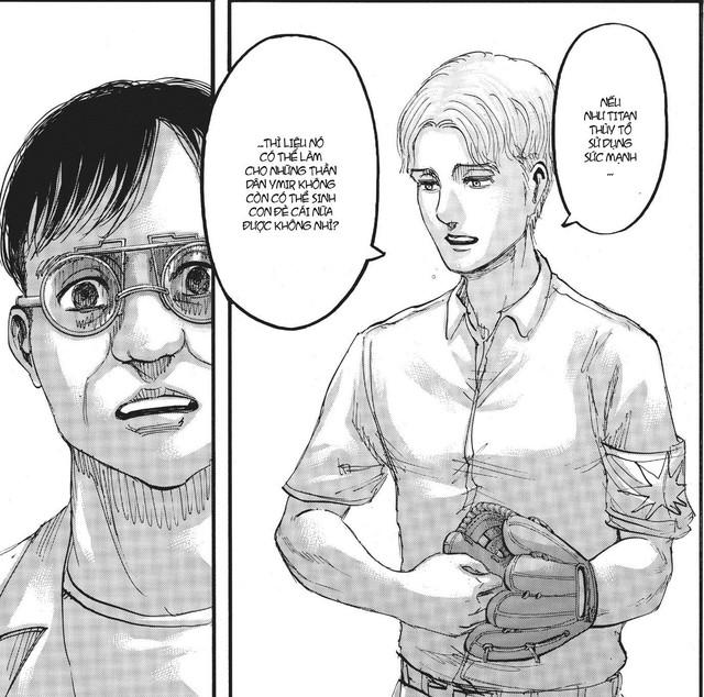 Manga Attack on Titan: Tương Lai Nào Cho Dân Tộc Eldia? - Ảnh 9.