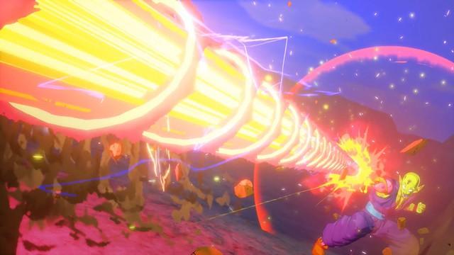 Xuất hiện game Dragon Ball Z siêu hot mang phong cách sinh tồn PUBG - Ảnh 2.