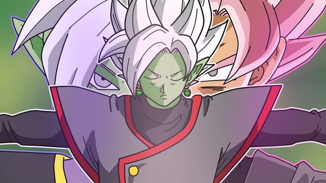 Dragon Ball Super: Hợp thể bán bất tử giữa Zamasu và Black có thể bị đè bẹp bởi 2 Super Sayain Blue - Ảnh 1.