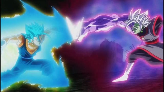 Dragon Ball Super: Hợp thể bán bất tử giữa Zamasu và Black có thể bị đè bẹp bởi 2 Super Sayain Blue - Ảnh 2.