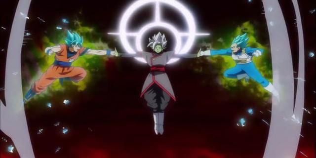 Dragon Ball Super: Hợp thể bán bất tử giữa Zamasu và Black có thể bị đè bẹp bởi 2 Super Sayain Blue - Ảnh 3.
