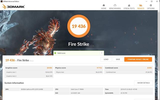 Đánh giá Nvidia GeForce RTX 2070 SUPER: Quái vật chiến game giá khá mềm được rút gọn từ RTX 2080 - Ảnh 8.