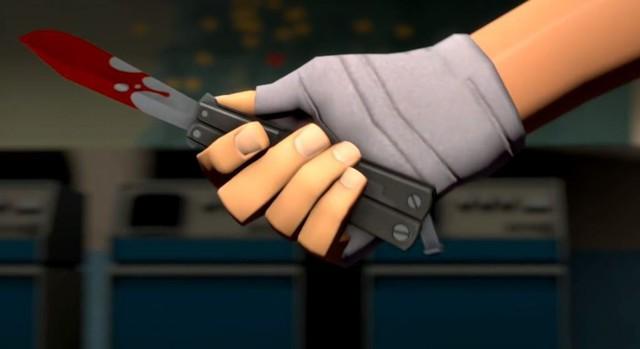 Những con dao tuyệt vời và nổi tiếng nhất trong lịch sử làng game thế giới - Ảnh 2.